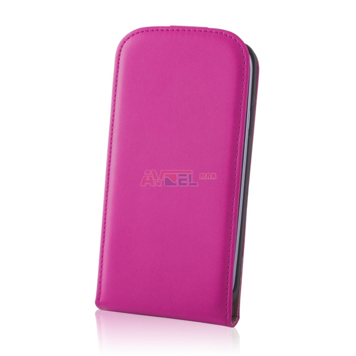 GSM Puzdro Sligo DeLuxe Sony Xperia M2 fuchsia ... 03a2263c346